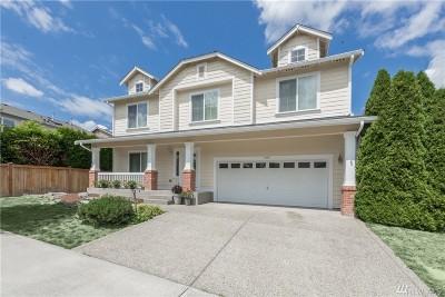 Covington Single Family Home For Sale: 16616 SE 261st St