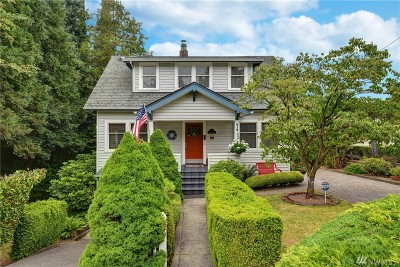 Single Family Home For Sale: 915 Langston Rd