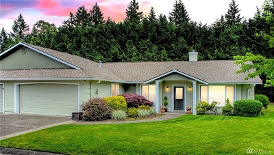 Gig Harbor Condo/Townhouse For Sale: 12321 38th Av Ct NW