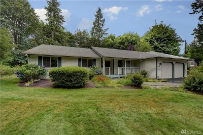 Marysville Single Family Home Contingent: 7714 40th St NE