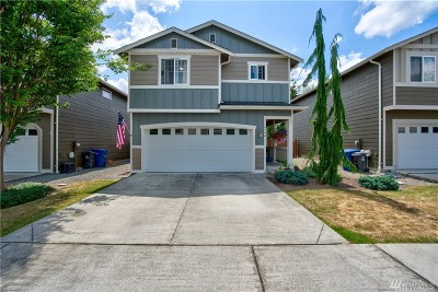 Marysville Single Family Home For Sale: 4544 148th St NE