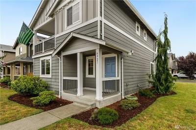 Marysville Condo/Townhouse For Sale: 4927 146th St NE