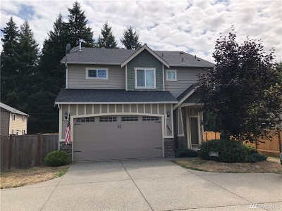 Lacey Single Family Home For Sale: 8433 54th Ct SE
