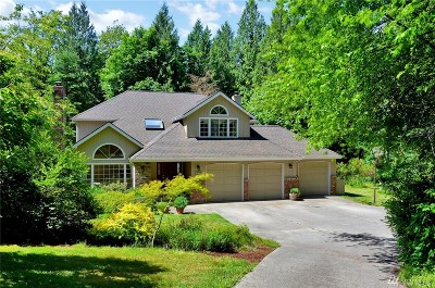 Issaquah Single Family Home For Sale: 13617 251st Ave SE