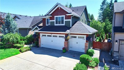 Graham Single Family Home For Sale: 8916 194th St E