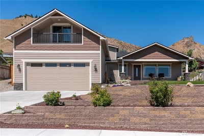 Chelan County Single Family Home For Sale: 2016 Linville Dr