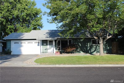 Moses Lake Single Family Home For Sale: 1616 S David St