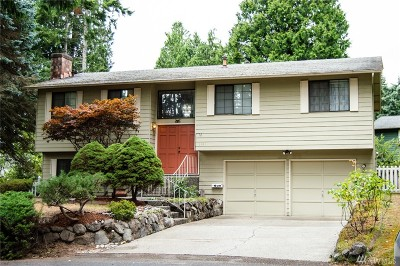 Bremerton Single Family Home For Sale: 8141 Spur Ct NW