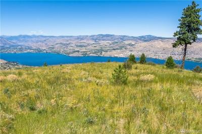 Chelan, Chelan Falls, Entiat, Manson, Brewster, Bridgeport, Orondo Residential Lots & Land For Sale: 244 Hawks Ridge Rd