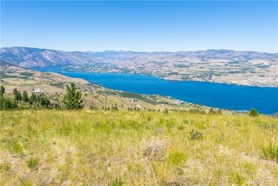 Chelan, Chelan Falls, Entiat, Manson, Brewster, Bridgeport, Orondo Residential Lots & Land For Sale: 238 Hawks Ridge Rd