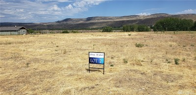 Chelan, Chelan Falls, Entiat, Manson, Brewster, Bridgeport, Orondo Residential Lots & Land For Sale: 173 Dion Dr