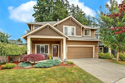 Bothell WA Single Family Home For Sale: $665,000