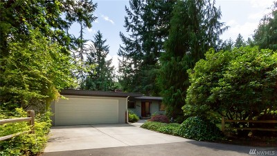 Pierce County Single Family Home For Sale: 8215 50th Ave E