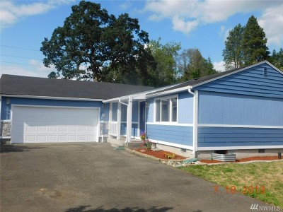 Pierce County Single Family Home For Sale: 1407 97th St S