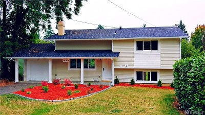 Burien Single Family Home For Sale: 16014 15th Ave SW