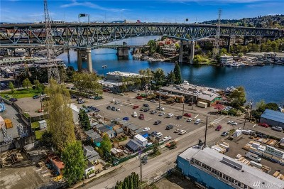 Seattle Commercial For Sale: 3822 4th Ave NE