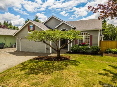 Maple Valley Single Family Home For Sale: 22731 SE 266th St