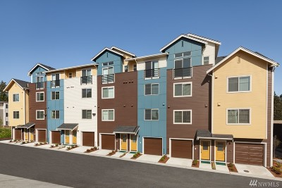 Bellevue Condo/Townhouse For Sale: 1489 158th Place NE #15.2