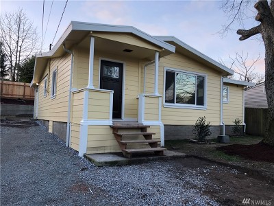 Seattle Single Family Home For Sale: 10249 19th Ave SW