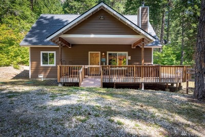 Leavenworth Single Family Home For Sale: 24141 White River Rd