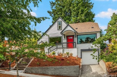 Seattle Single Family Home For Sale: 2308 E Valley St