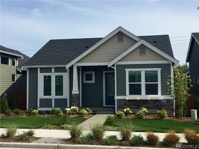 Lacey Single Family Home For Sale: 3615 Oakwood (Lot 47) St SE