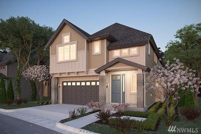 Redmond Single Family Home For Sale: 11431 174th Ave NE