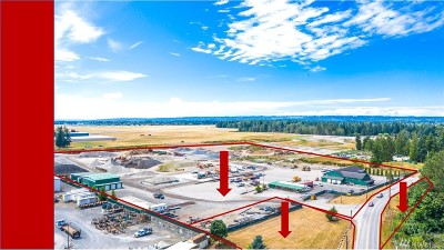 Snohomish County Residential Lots & Land For Sale: 5802 Cemetery Road