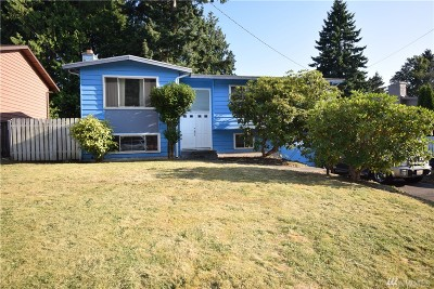 Lynnwood Single Family Home For Sale: 4230 184th St SW