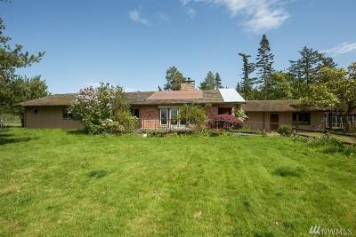 Bellingham Single Family Home For Sale: 4704 Sand Rd