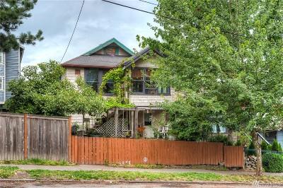 Seattle Single Family Home For Sale: 2610 E Union St