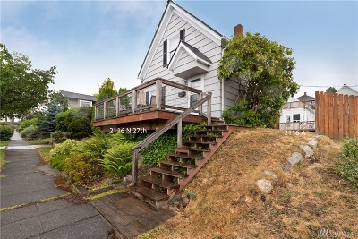 Tacoma Multi Family Home For Sale: 2116 N 27th St