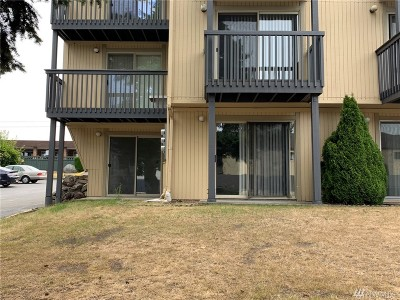 Federal Way Condo/Townhouse For Sale: 31003 14th Ave S #E-20
