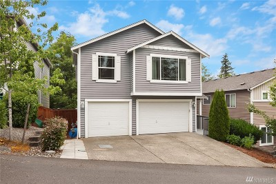 Lynnwood Single Family Home For Sale: 2625 153rd St SW
