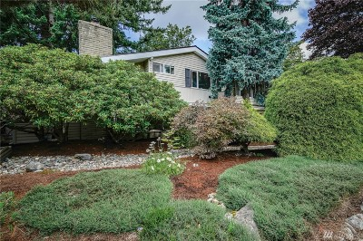 Renton Single Family Home For Sale: 15844 SE Fairwood Blvd