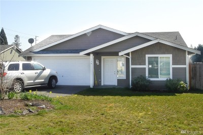 Single Family Home For Sale: 136 5th Ave SE