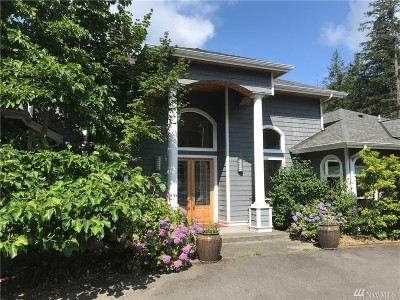 Anacortes Single Family Home For Sale: 14357 Van Luven Lane