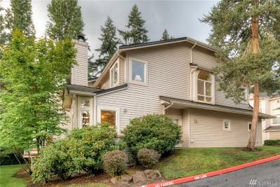 Bellevue Condo/Townhouse For Sale: 12431 NE 7th Place