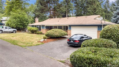 Pierce County Single Family Home For Sale: 12006 78th St