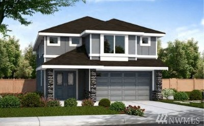 Issaquah Single Family Home For Sale: 2150 NW Lynx Loop (Homesite 16)