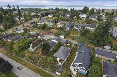 Seattle Single Family Home For Sale: 5033 40th Ave SW