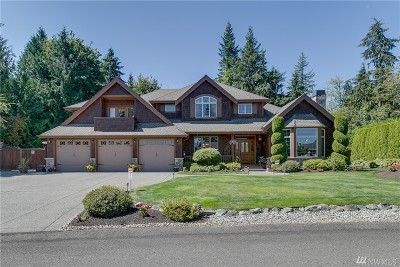 Snohomish Single Family Home For Sale: 7720 213th Ave SE