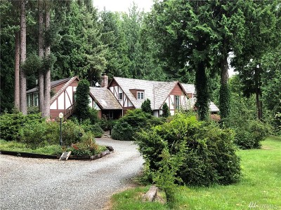 Sammamish Single Family Home For Sale: 4902 Issaquah Pine Lake Rd SE