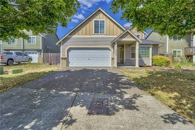 Yelm Single Family Home For Sale: 16602 91st Ave SE
