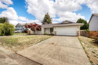Pierce County Single Family Home For Sale: 20209 81st Av Ct E