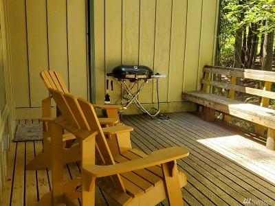 Mason County Single Family Home Sold: 190 E Cutty Sark Dr