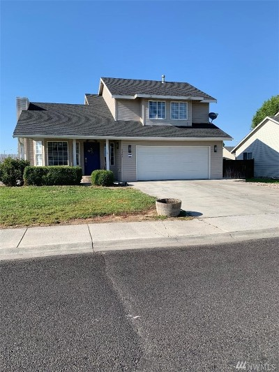 Single Family Home For Sale: 1342 E Oasis Cir