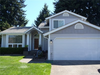 Single Family Home For Sale: 12207 202nd Av Ct E