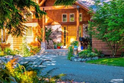 Greenbank Single Family Home Pending: 1352 Seven Eagles Wy