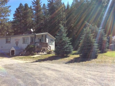 Leavenworth Single Family Home For Sale: 12475 Chumstick Hwy